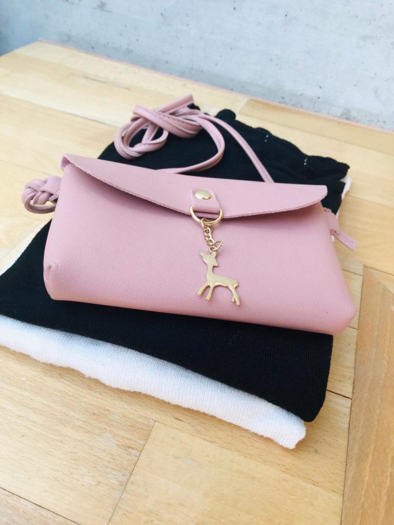 Pinke Damenhandtasche