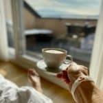 Kaffee am Bett