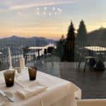Tischlein Deck dich mit Seeblick und viel Romantik
