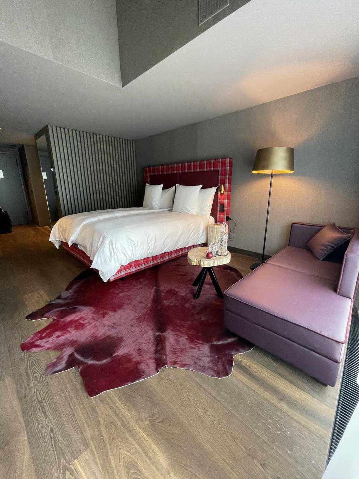 Alle Betten sind handgemacht Bergwelt Grindelwald